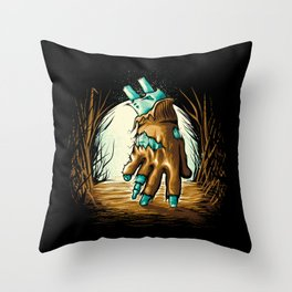 The Return! Throw Pillow