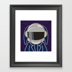 Get Lucky Framed Art Print