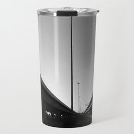 City veins Travel Mug