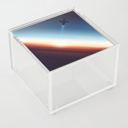 Into Space Acrylic Box