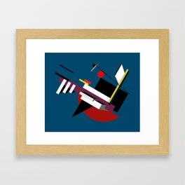 STARSHIP Framed Art Print