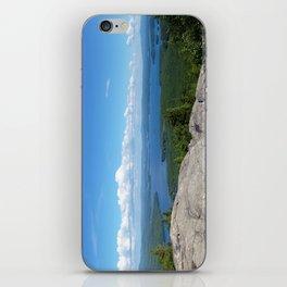 Clear Skies iPhone Skin