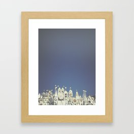 Small World Framed Art Print