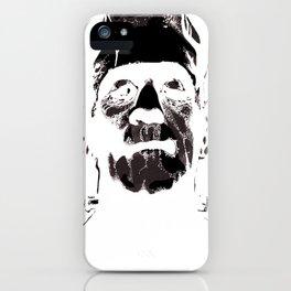 Boris Karloff Frankenstein iPhone Case