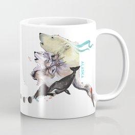 Wild Alaska Coffee Mug