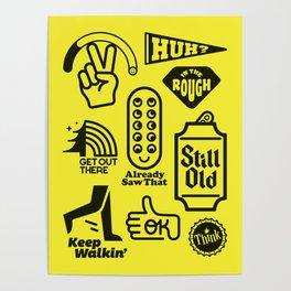 Flash Sheet Poster