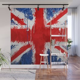 BRITISH FLAG Wall Mural