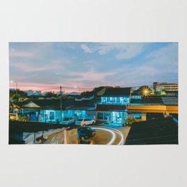 Lovely Suburb, Kuala Lumpur, Malaysia Rug