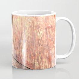 Black Crack. Fashion Textures Coffee Mug