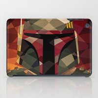 boba iPad Cases featuring Boba Fett by Eric Dufresne
