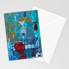 II VII Stationery Cards