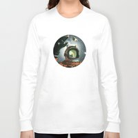 portal Long Sleeve T-shirts featuring Portal by Peter Campbell
