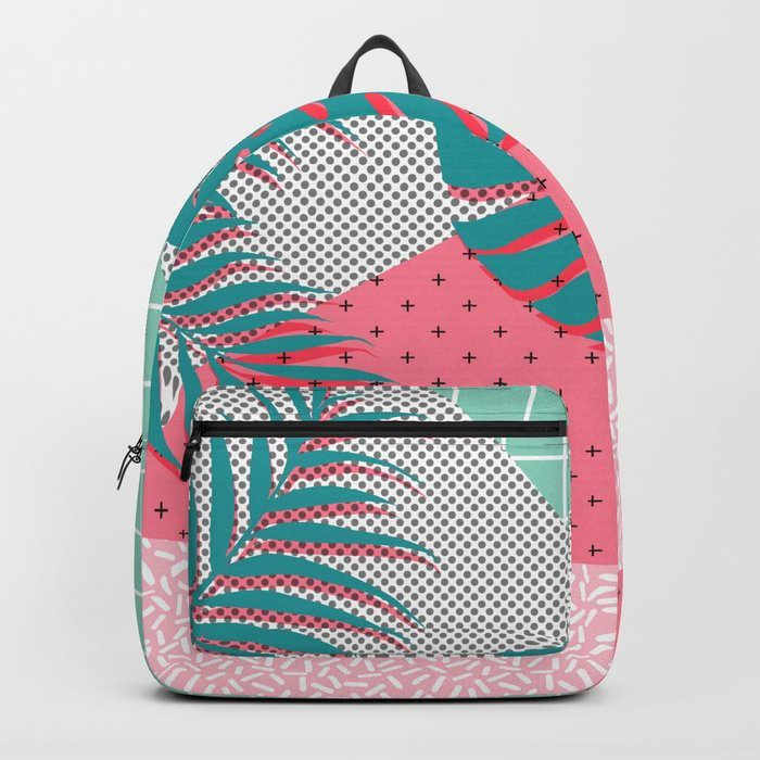 Santa Monica #society6 #decor #buyart Backpack
