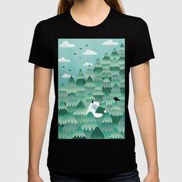 Tree Hugger (Spring & Summer version) T-shirt
