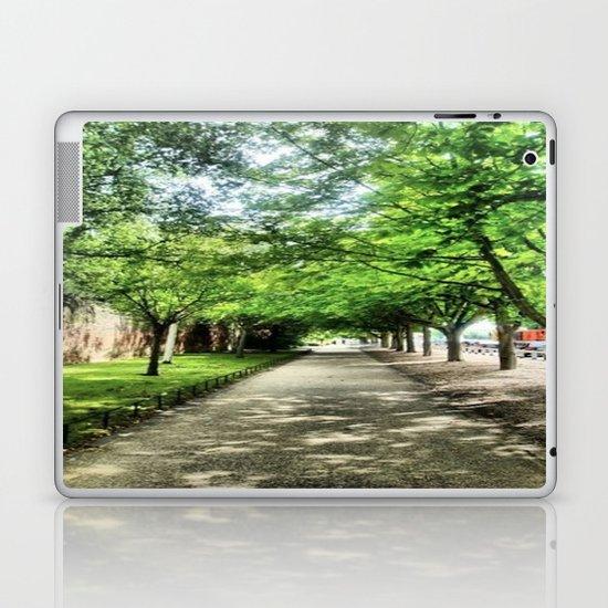 Path of Light Laptop & iPad Skin