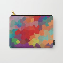 Vibrant Colors Carry-All Pouch