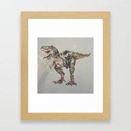 Cosmic Gordon Framed Art Print