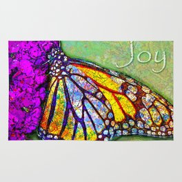 Butterfly Miracle Rug