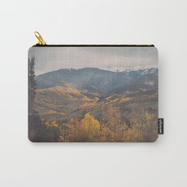 Colorado in the Fall Carry-All Pouch