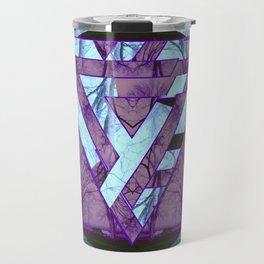 Twisted side Travel Mug