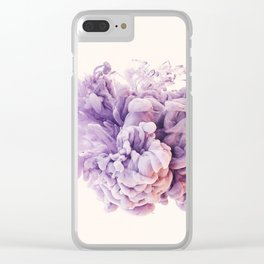 Ink Heart Clear iPhone Case