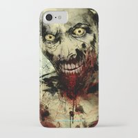 dead iPhone & iPod Cases featuring UNDEAD by Fresh Doodle - JP Valderrama