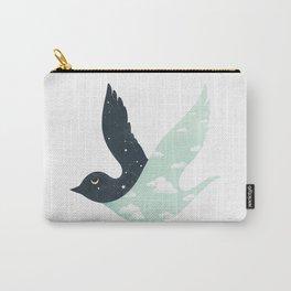 Bipolar Bird Carry-All Pouch