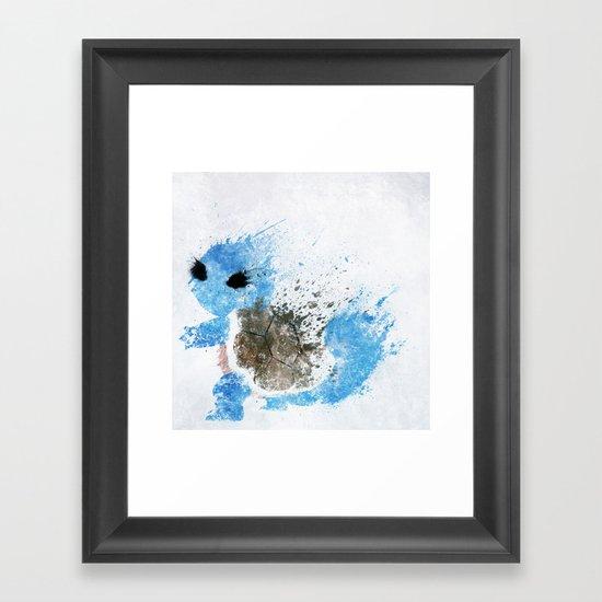 #007 Framed Art Print