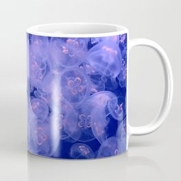 Blue jellyfish photo Coffee Mug