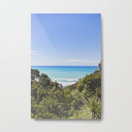 Ohope, New Zealand Metal Print