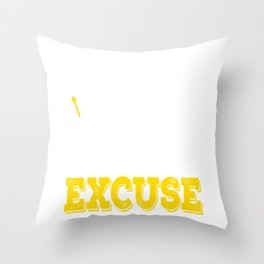 Stay Positive and enlightened with this awesome tee! Makes a nice perfect gift too!  Throw Pillow
