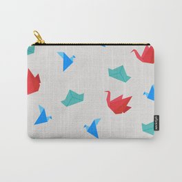 Paper Origami Carry-All Pouch