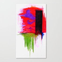 Mad City Canvas Print