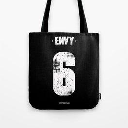 7 Deadly sins - Envy Tote Bag