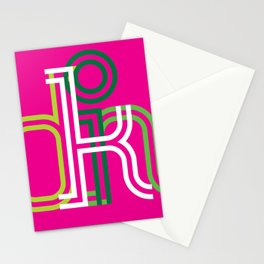 kolor it with kindness Stationery Cards