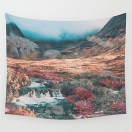 Fairy Pools Wall Tapestry