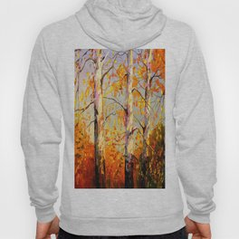 Autumn birch Hoody
