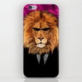 Lion Suit iPhone Skin