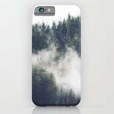 Abstract Forest Fog iPhone 6 Slim Case