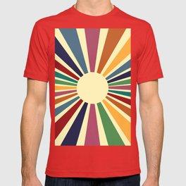 Sun Retro Art II T-shirt