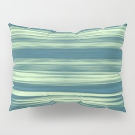 Abstraction Serenity in Afternoon at Sea Pillow Sham