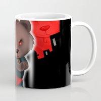cartoon Mugs featuring cartoon  by Rituparna
