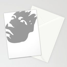 Kyo Airbrush Stencil Stationery Cards