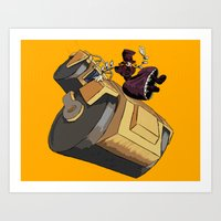 Dio Approved Art Print
