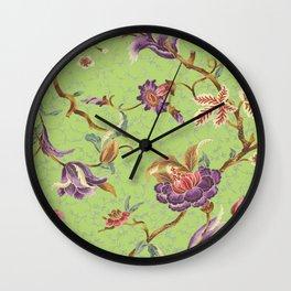 valentina marie's summer Wall Clock