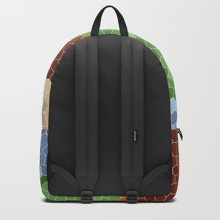 Gaudi´s garden Backpack