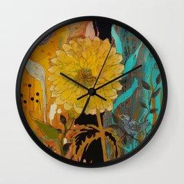 Big Yella Wall Clock