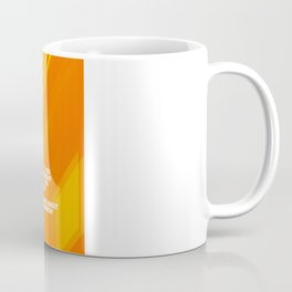 The Love Series 200 Orange Coffee Mug