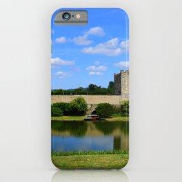 Leeds Castle Panorama iPhone Case