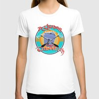 quidditch T-shirts featuring AZKABAN QUIDDITCH TEAM by karmadesigner